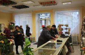 Centrs, ziedu un suvenīru veikals