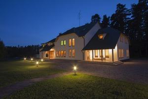 Dižpriedes, guest house