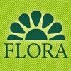 Flora, durvis un logi