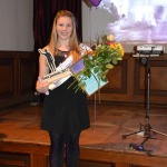 Kandavas novada Gada jaunietis 2017 - Sintija Bondarenko