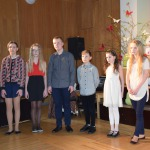 Lieldienu koncertā dzied mazie zemītnieki