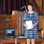 Novada uzņēmējdarbības konsultante Iveta Pāža