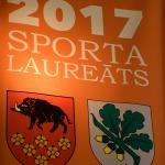 """Konkurss """"Sporta laureāts 2017"""" Kandavas novadā notiek pirmo reizi"""
