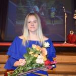 """Nominācijā """"Cerība sportā"""" meitenēm galveno balvu saņēma Ieva Annija Stepiņa"""