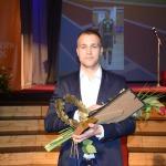 """Galveno balvu nominācijā """"Gada sportists"""" ieguva basketbola komandas Kandava/COMPOR kapteinis Guntars Strāķis"""