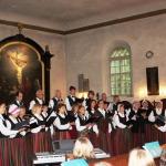 2015. gads - VIII Ziemeļu un Baltijas valstu dziesmu svētku ieskaņas koncerts.