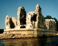 Kokneses pils (drupas) un muiža