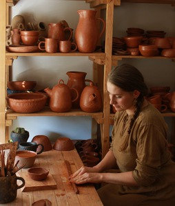 Kandavas keramikas ceplis, мастерская - салон