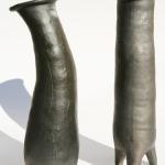 """No keramikas vāžu kopmlekta """"Kukainīši"""" 2010"""
