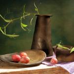 Iespēja pasūtīt īpaši Jums darīnātus trauku komplektus.foto: JOLANTA BRĪGERE 2011#pottery #ceramic #woodfired #travel #workshop#art #keramika