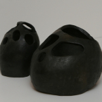 """Keramikas vāzes 2007 """"Iršu pūznis"""""""