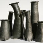 """Keramikas vāžu kopmlekts """"Kukainīši"""" 2010"""