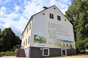 Maijas Laukmanes dzejas siena