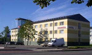 Olimpiskais centrs Ventspils, viesnīca