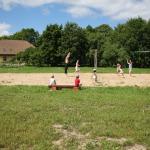 Volejbola laukums
