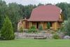 Saulgoži, Latvju sēta - viesu nams