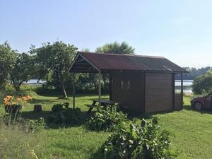 Senči, lauku māja