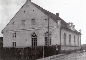 Sinagoga, sinagoga