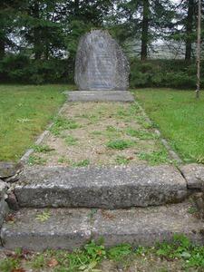 Vānes piemiņas akmens represētajiem
