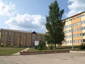 Vecbebru profesionālās vidusskola, dienesta viesnīca