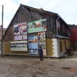 """Mākslinieku darbnīcu un rezidenču centrs """"Serde"""""""