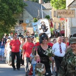 2011.gada Kandavas novada svētki. Foto: I.Valtenberga