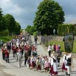 2010.gada Kandavas novada svētki. Foto: S.Viļuma