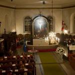 2011.gada novembris. Kandavas Luterāņu baznīca. Foto: Egils Rēdmanis