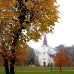 2006.gads. Kandavas Luterāņu baznīca. Foto: Zane Emsiņa