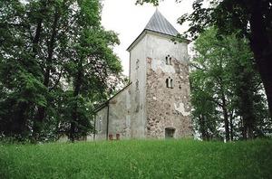 Zemītes evanģēliski luteriskā baznīca
