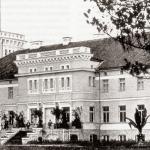 Zemītes muižas kungu māja pirms 1905. gada.